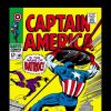 CAPTAIN AMERICA #105 COVER