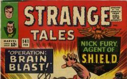 Strange Tales #141