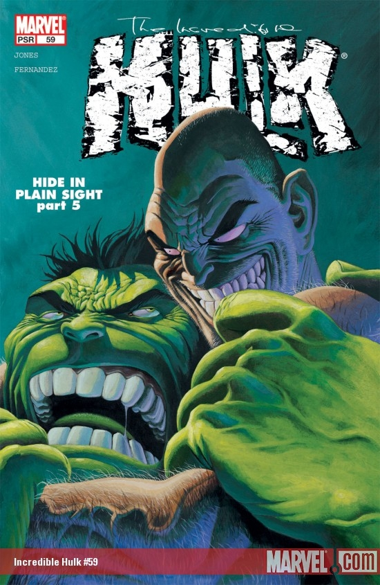 Incredible Hulk (1999) #59