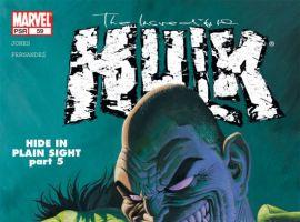 Incredible Hulk (1999) #59
