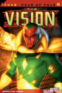 Avengers Icons: Vision (2002) #4
