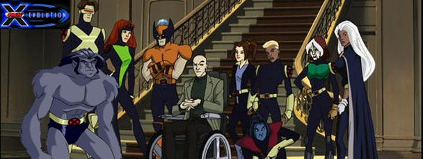 X-Men: Ewolucja (2000-2003) TVRip+HDTV.x264-eend /Dubbing , Napisy PL*dla EXSite.pl*