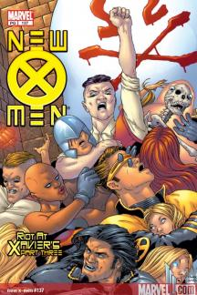 New X-Men (2001) #137