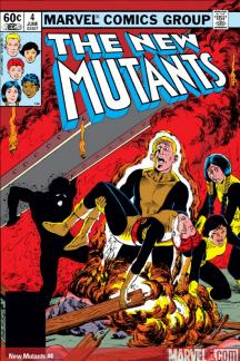 New Mutants (1983) #4