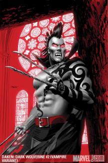 Daken: Dark Wolverine (2010) #2 (VAMPIRE VARIANT)