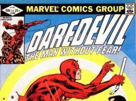 DAREDEVIL #183 cover