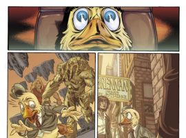 SPIDER-MAN: BACK IN QUACK #1 preview art by Mark Brooks 1