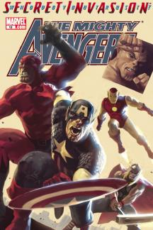 Mighty Avengers (2007) #12