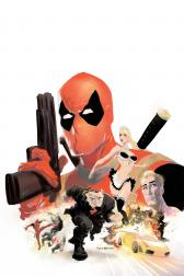 Deadpool Max: A History of Violence #1