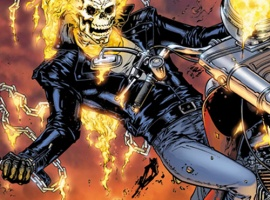 Sneak Peek: Ghost Rider #0.1