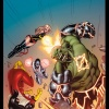 Avengers (2010) #15 cover by Ed McGuinness