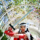 San Diego Comic-Con 2011: Yaya Han as Sif