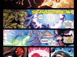 Incredible Hulks #635 preview art by Paul Pelletier & Tom Grummett
