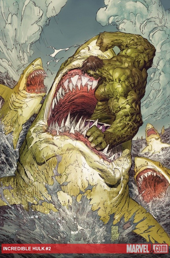 Astonishing Hulk (2010) #2
