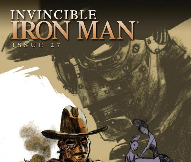 Invincible Iron Man (2008) #27, IRON MAN BY DESIGN 2.0 VARIANT