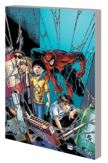 Spider-Man: The Psas (Trade Paperback)
