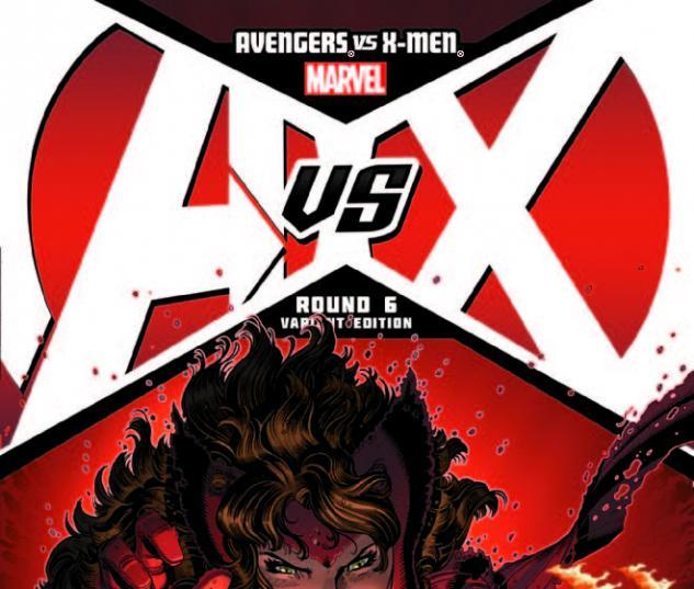 AVENGERS VS. X-MEN 6 BRADSHAW VARIANT (1 FOR 100, WITH DIGITAL CODE)
