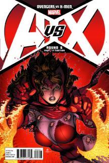 Avengers Vs. X-Men (2012) #6 (Bradshaw Variant)