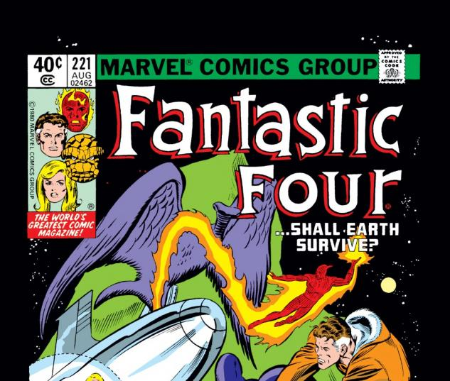 Fantastic Four (1961) #300 Cover
