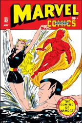 Marvel Mystery Comics #82