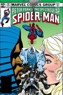 Peter Parker, the Spectacular Spider-Man (1976) #82