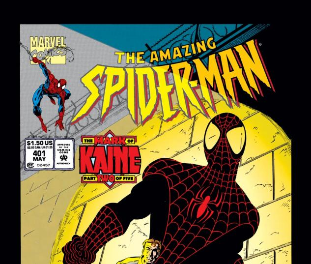Amazing Spider-Man (1963) #401 Cover