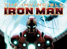 Invincible Iron Man #501