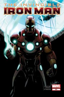 Invincible Iron Man (2008) #501