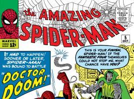 Amazing Spider-Man (1963) #5