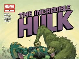 Incredible Hulk (2011) #4