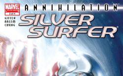 Annihilation: Silver Surfer (2006) #3