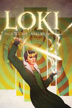 Loki: Agent of Asgard #1 cover by Jenny Frison