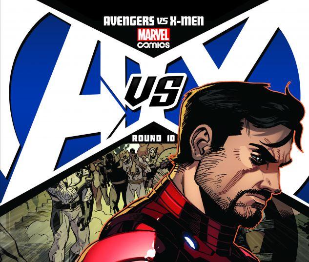 Avengers Vs. X-Men (2012) #10  Comics  Marvel.com