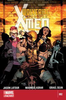 Wolverine & the X-Men (2014) #2