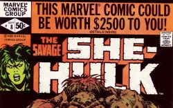 Savage She-Hulk #8 cover