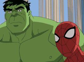 Spider-Man's brain swaps master