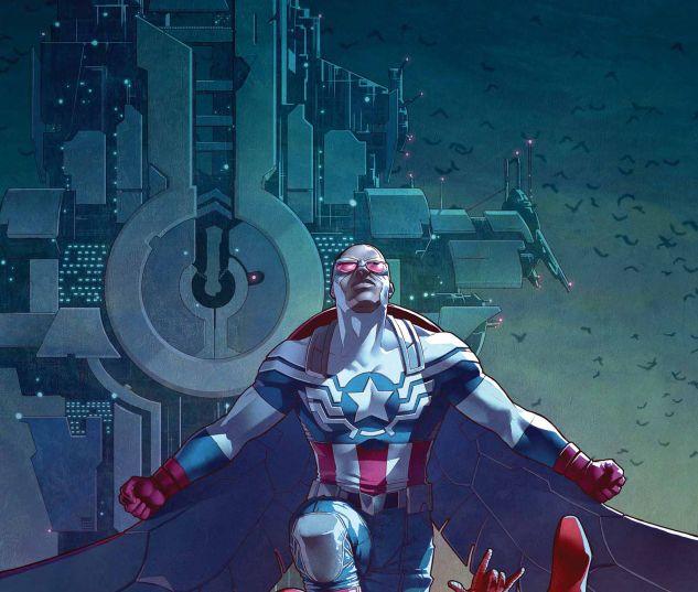Captain America Comics 2015 Captain America Special 2015