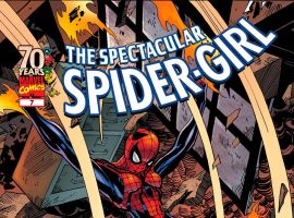SPECTACULAR SPIDER-GIRL 7 cover