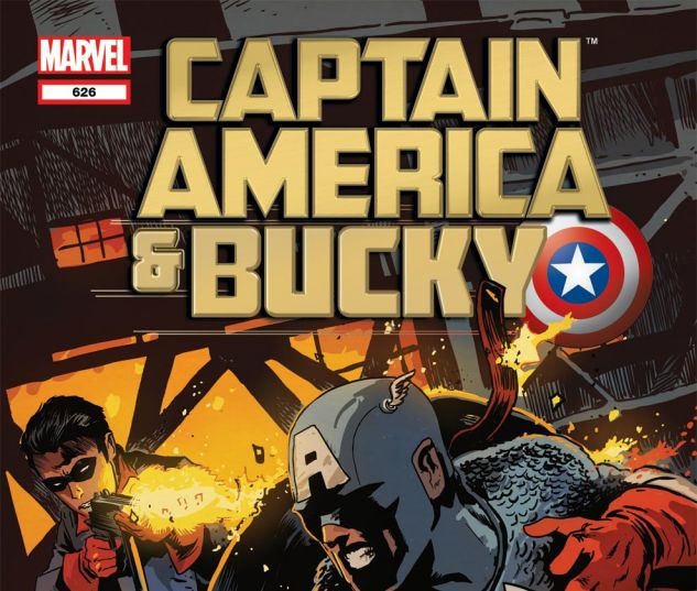 CAPTAIN AMERICA AND... (2012) #626 Cover