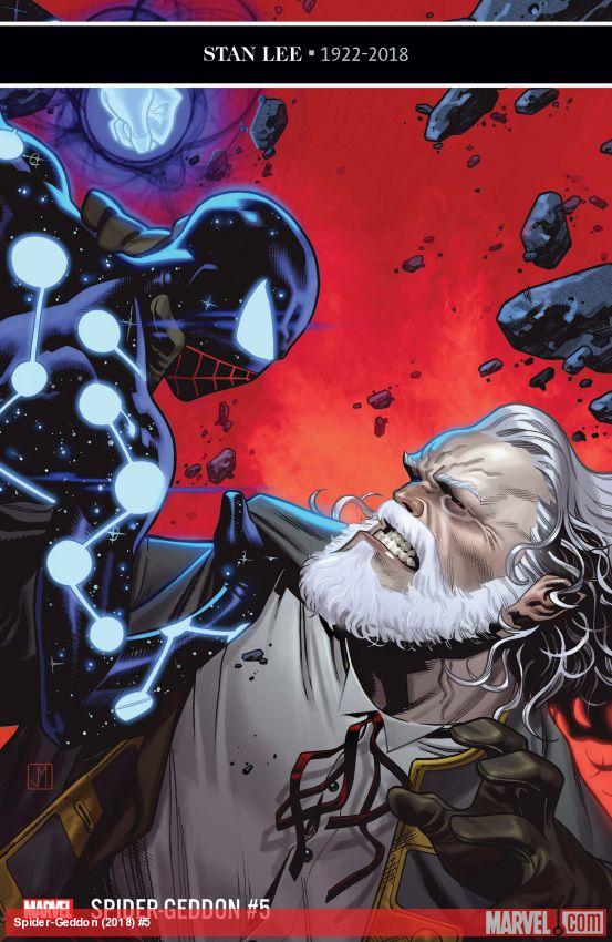 Spider-Geddon (2018) #5