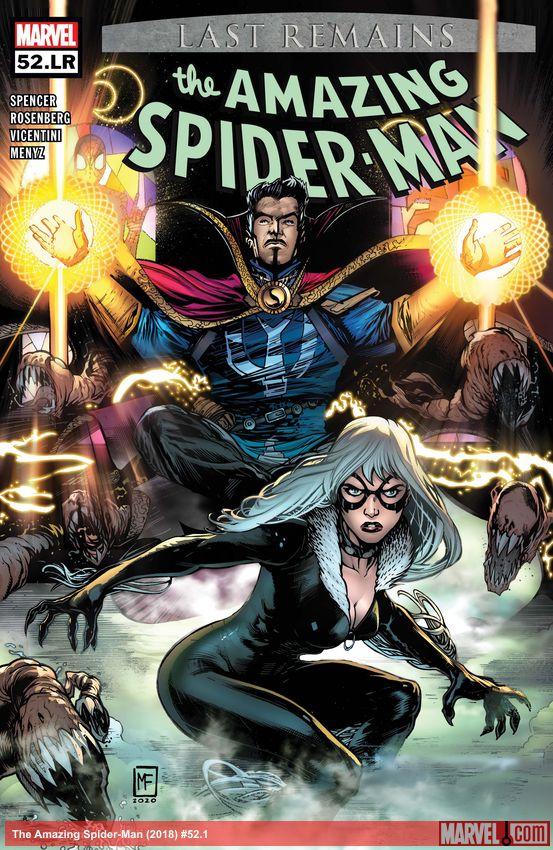 The Amazing Spider-Man (2018) #52.1