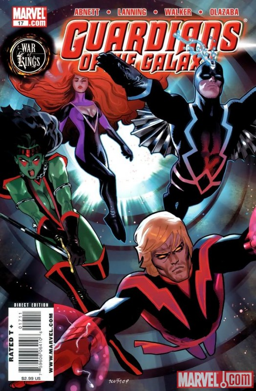 Image Featuring Black Bolt, Medusa, Adam Warlock