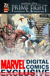 Marvel Apes Digital #3
