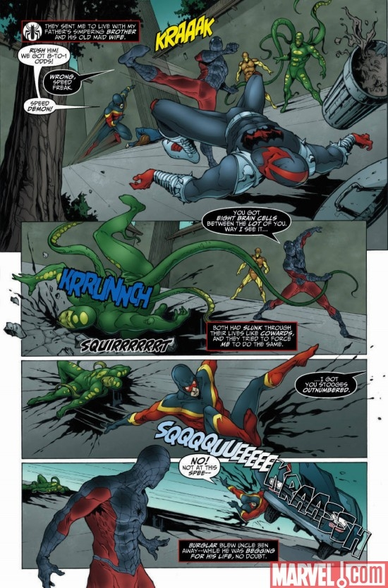 DARK REIGN: MR. NEGATIVE #2, page 2