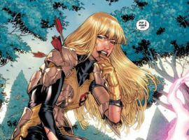 NEW MUTANTS #1 preview art by Diogenes Neves