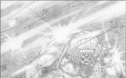 WOLVERINE: WEAPON X #1 (SKETCH VARIANT)