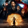 Iron Man 2 international one-sheet movie poster