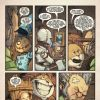 THE WONDERFUL WORLD OF OZ #4 preview page 5