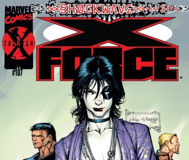 X-Force #107