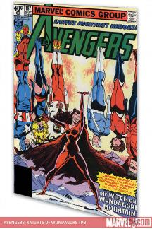 Avengers: Knights of Wundagore (Trade Paperback)